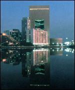 Jiddah skyline