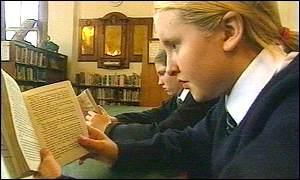 Ripon Grammar School pupils