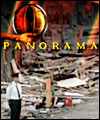 Panorama title graphics