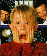 Culkin in Home Alone