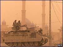 Warning over war on terror