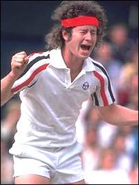 BBC SPORT | Tennis | History | Wimbledon legends: John McEnroe