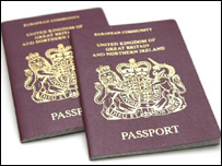bbc news uk passport prices rise by 36. Black Bedroom Furniture Sets. Home Design Ideas