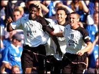 BBC SPORT | Football | Premiership | Forssell double foils Fulham