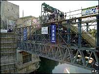 Реконструкция моста в Мостаре