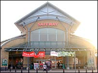 Morrisons to take over Safeway for £9bn