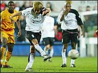 BBC SPORT   Football   FA Cup   Fulham 2-1 Everton (aet)