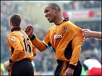 BBC SPORT | Football | Premiership | Wolves 2-1 Fulham
