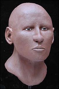 Anglo Saxon Facial Features 32