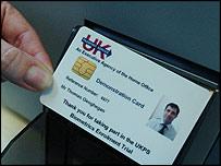 Biometric Got A Bbc News Uk 'i've Card' Id