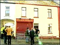 Bbc News Uk Northern Ireland Family In Robbery Ordeal