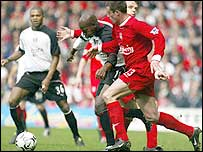 BBC SPORT | Football | Premiership | Liverpool 0-0 Fulham