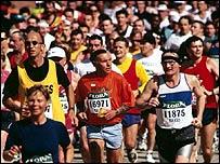 Maratón de Londres (archivo)