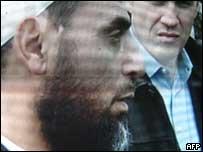 Абделькадер Бузиан, изгнанный из Франции в прошлую среду