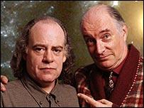 Geoffrey McGivern and Peter Jones