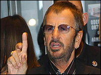 Bbc News Entertainment Ringo Starrs Son Drums For Oasis