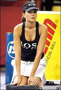 Guys Only Pics Of Madrid Ball Girls Preferrably 2008 Talk Tennis