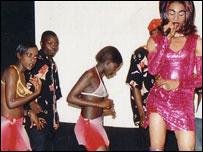 Phrase, uganda naked in club