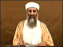 Bin Laden video threatens America