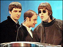 BBC NEWS | Entertainment | Music | How Dido dominated the ... Oasis Band 1995