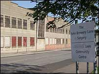Brewery Lane, Dewsbury