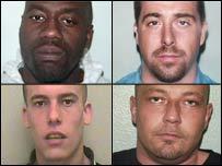 BBC NEWS | UK | Heathrow bullion robbers jailed
