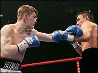 BBC SPORT   Boxing   Get Involved   Boxing jargon guide