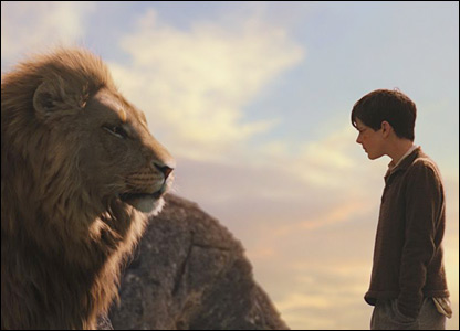 bbc news in pictures in pictures chronicles of narnia the chronicles of narnia