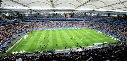 Bbc Sport Football World Cup 2006 Venues Frankfurt