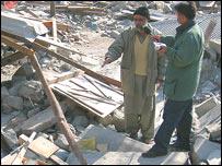 Faiz Din, quien rescató a Naqsha