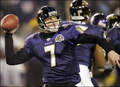 This guy torched the Packers last time they met Baltimore.