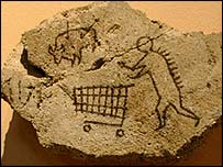 Cave art hoax hits British Museum