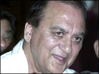 BBC NEWS | South Asia | Bollywood legend Sunil Dutt dies