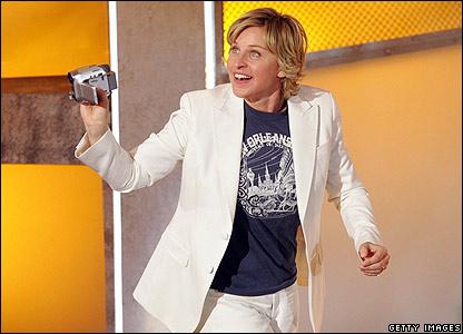 Ellen degeneres as a gay icon