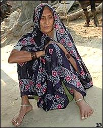 Patto Devi, wife of Jagjivan Ram Yadav