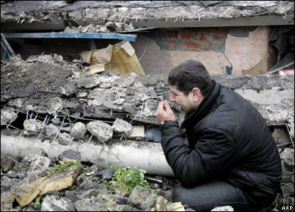 Bbc News In Pictures In Pictures Russia Roof Collapse