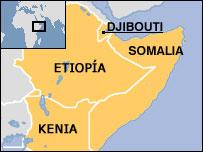 Cuerno De Africa Mapa.Bbc Mundo Internacional Hambre En Africa Hecho A Mano