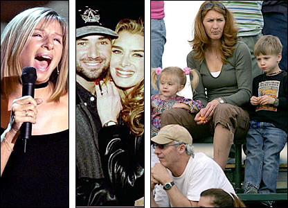 andre agassi and barbra streisand relationship
