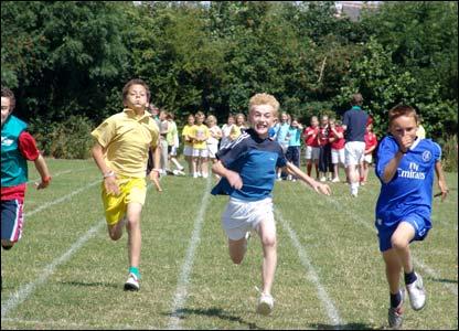 sports sport competition schools running boys john gregson bbc junior past children behavior playground versus education physical thing debate activities