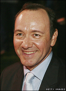 kevin spacey with his real hair...ha (With images) | Kevin ... |Kevin Spacey Hair