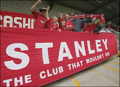 Who Are They? New Superleague entrants Accrington Stanley