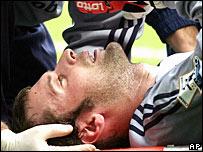 BBC SPORT   Football   My Club   Chelsea   Keeper Cech has ...