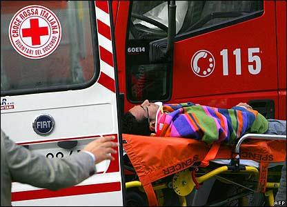 2006 Rome Metro crash