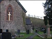 Llanwrda Church