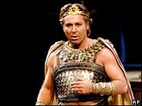 Roberto Alagna en  Aida