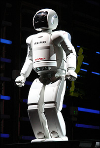 Bbc News Technology March Of The Consumer Robots