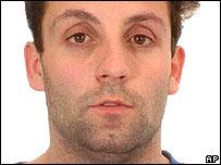 Spanish suspect Jose Emilio Suarez Trashorras