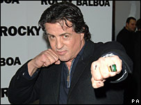Sylvester Stallone (archive picture)