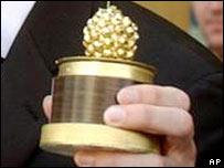 A Razzie award