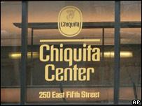 Oficinas principales de Chiquita en Cincinnati, EE.UU.